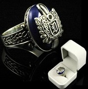 The Vampire Diaries Damon Salvatore Ring - Free Shipping
