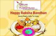 Order Online Rakhi Delivery in Delhi on the Same Day